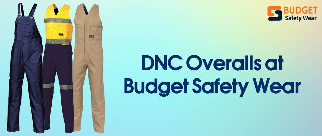 DNC Overalls at Budget Safety Wear