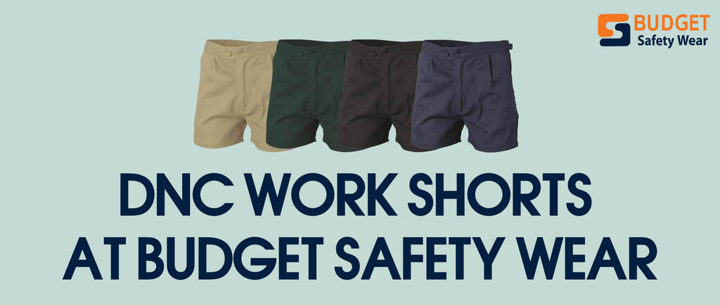 DNC Work Shorts at Budget Safety Wear