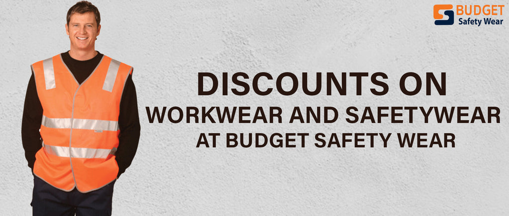 Discounts on Workwear and Safetywear at Budget Safety Wear