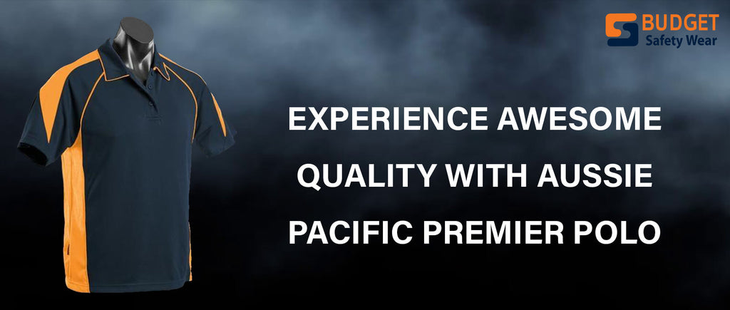 Experience Awesome Quality with Aussie Pacific Premier Polo