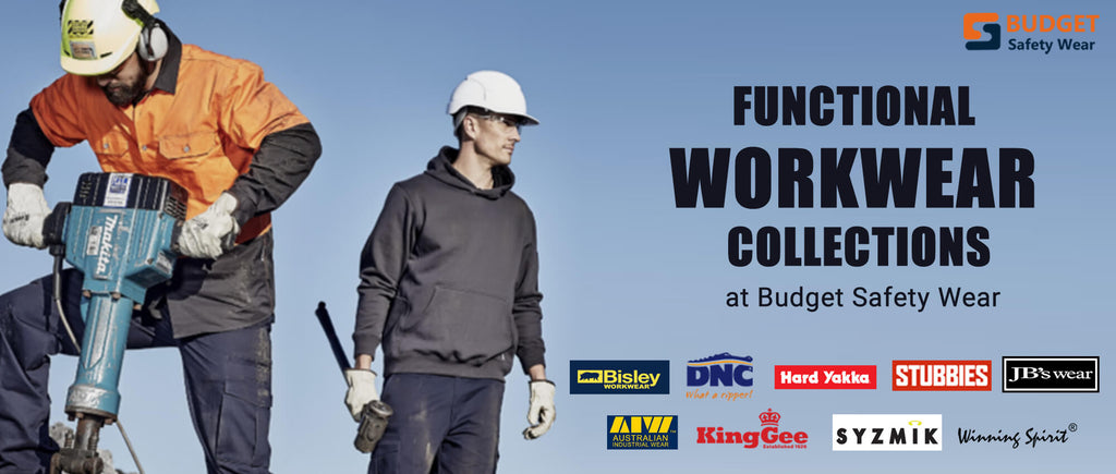 Functional Workwear Collections at Budget Safety Wear