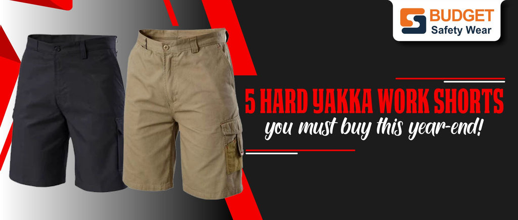 Hardyakka work shorts