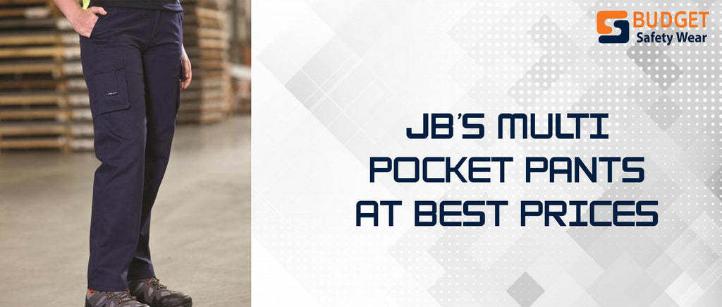 JB's Multi Pocket Pants at Best Prices