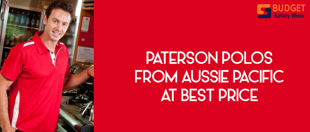 Paterson Polos from Aussie Pacific at Best Price
