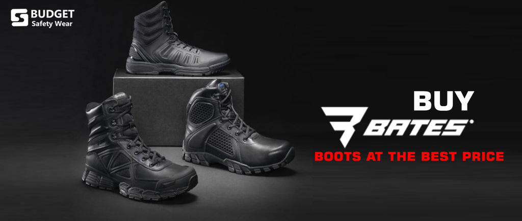Buy Bates Boots at the Best Price