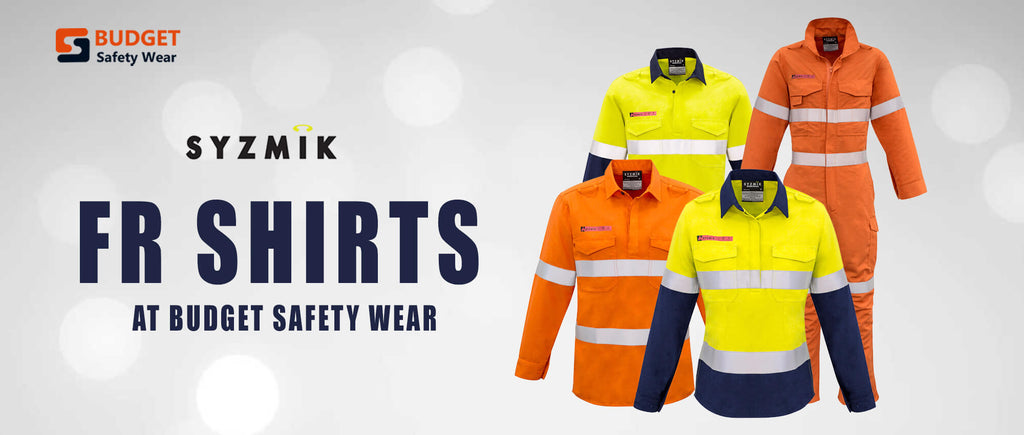 Syzmik FR Shirts at Budget Safety Wear