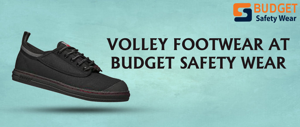 Volley Footwear at Budget Safety Wear