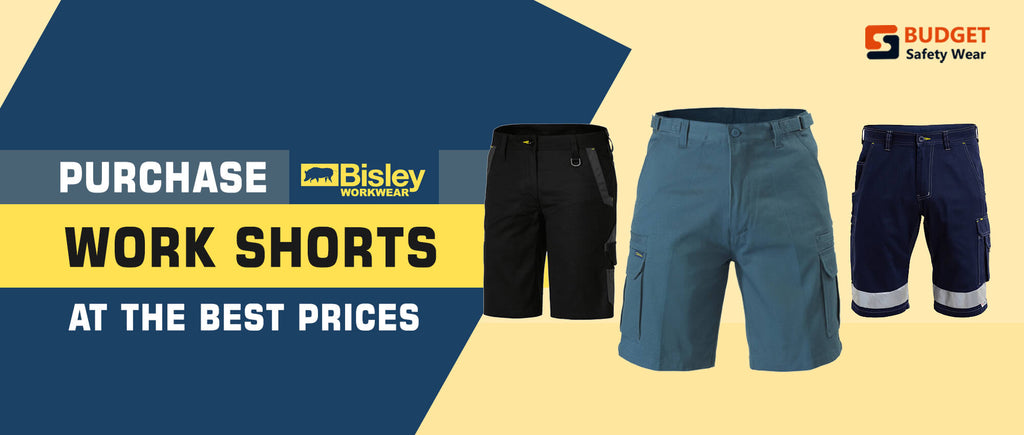 Purchase Bisley Work Shorts at the Best Prices
