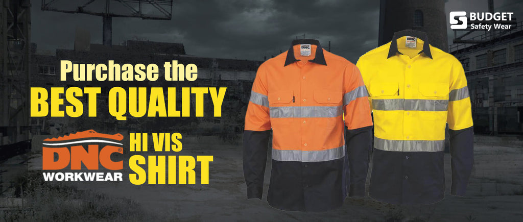 Purchase the Best Quality DNC Hi Vis Shirt