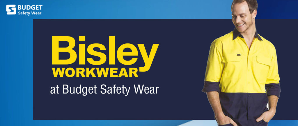 Bisley Workwear at Budget Safety Wear
