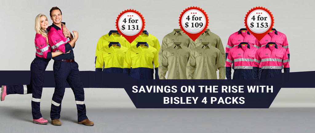 Savings on the rise with Bisley 4 Packs