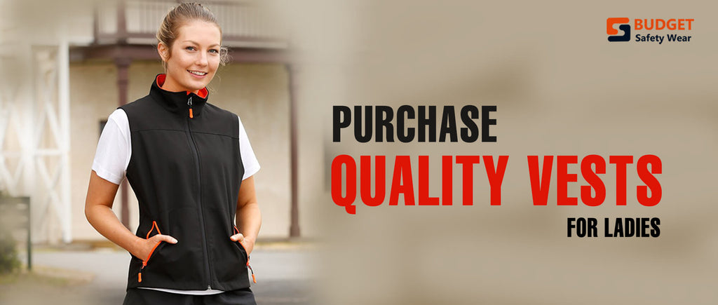 Purchase Quality Vests for Ladies