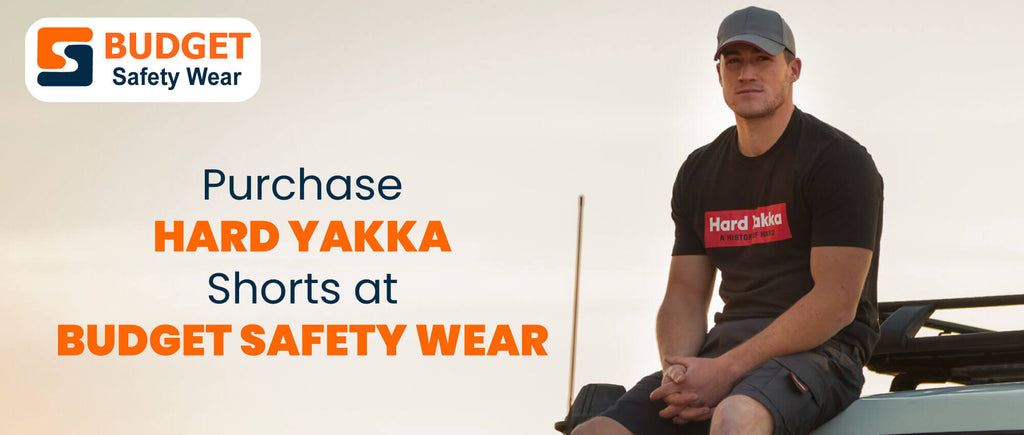 Purchase Hard Yakka Shorts at Budget Safety Wear