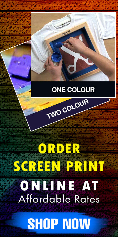 Screen Print services online