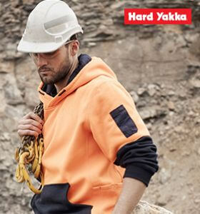 Hard Yakka Work clothing
