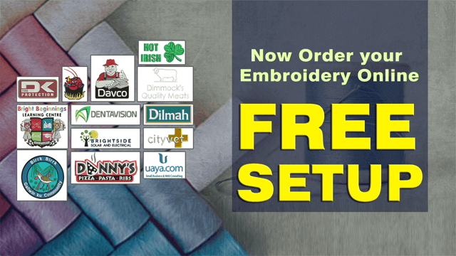 Embroidery services Online Australia