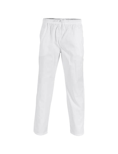 DNC 1501 Polyester Cotton Drawstring Chef's Trousers