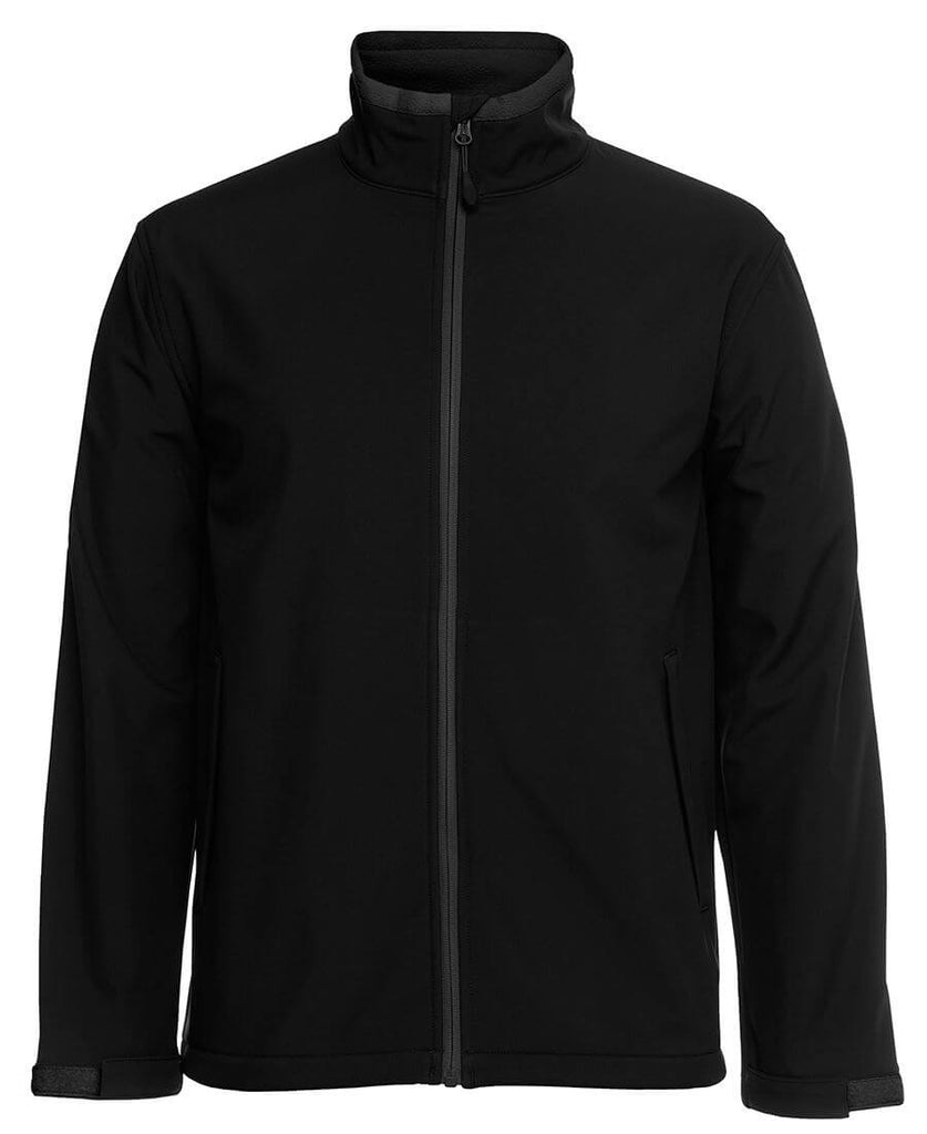 Jb's 3WSJ Adult's Podium Water Resistant Softshell Jacket (3WSJ)