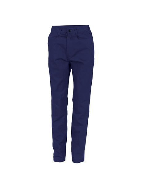 DNC 3321 Ladies Cotton Drill Pants