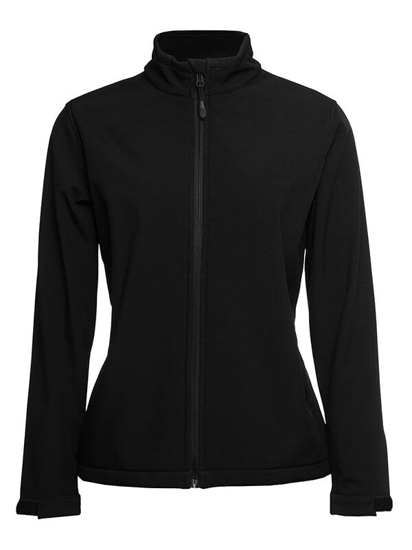 Jb's 3WSJ1 Podium Ladies Water Resistant Softshell Jacket (3WSJ1)