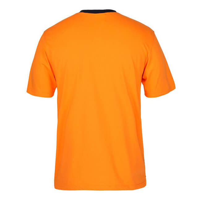 jB'S 6HVTC Hi Vis Cotton T-Shirt