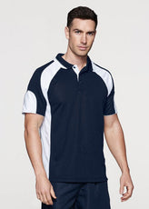 Aussie Pacific 1300 Mens Murray Polo