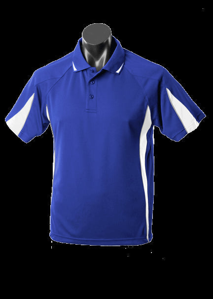 Aussie Pacific 1304 Eureka Mens Polo 2nd ( 11 Colour )