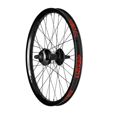 CRUX V2 CASSETTE REAR WHEEL