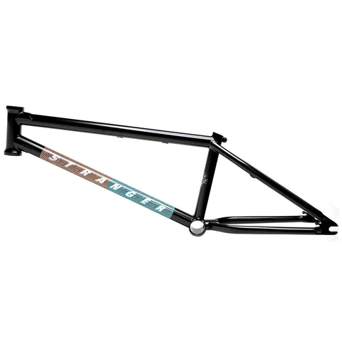 ALLEY CAT V2 FRAME BLACK