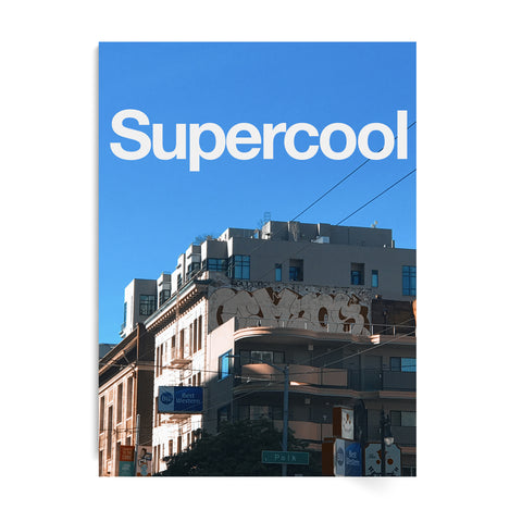 """SUPERCOOL"" VIDEO"
