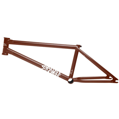 YAOK FRAME DARK RED