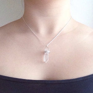 Petite Crystal Necklace
