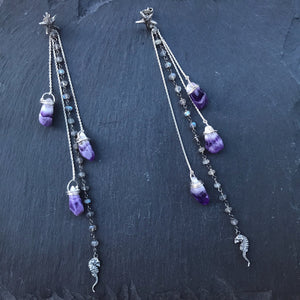 Sea Symphony Earrings