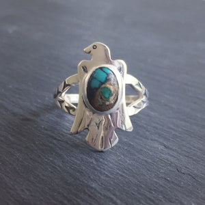 Thunderbird Nestling Ring