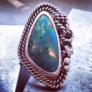 Ode to the Ocean Ring