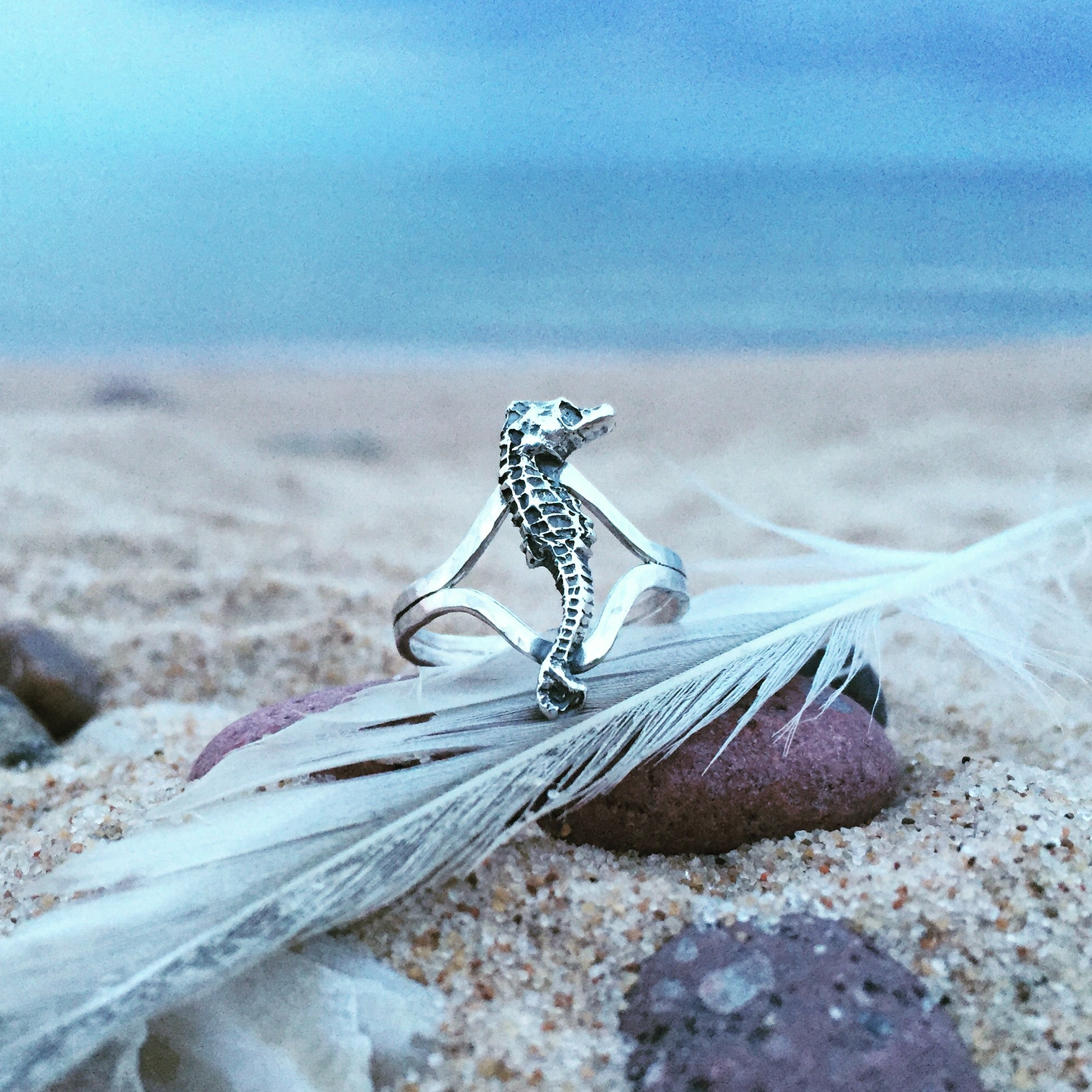 Little Seahorse Ring