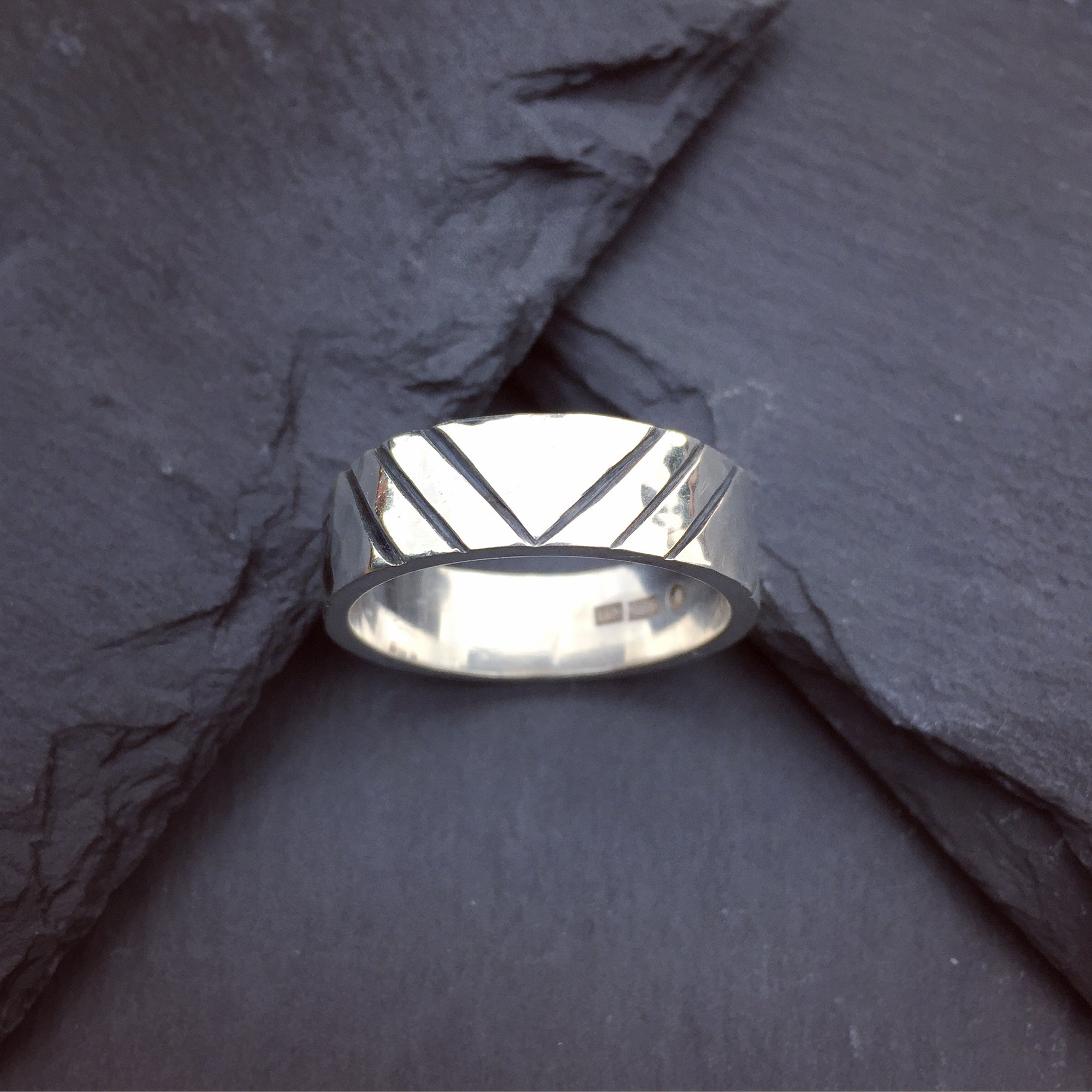 Eagle's Beak Ring
