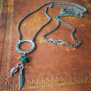 Lone Hunter Necklace
