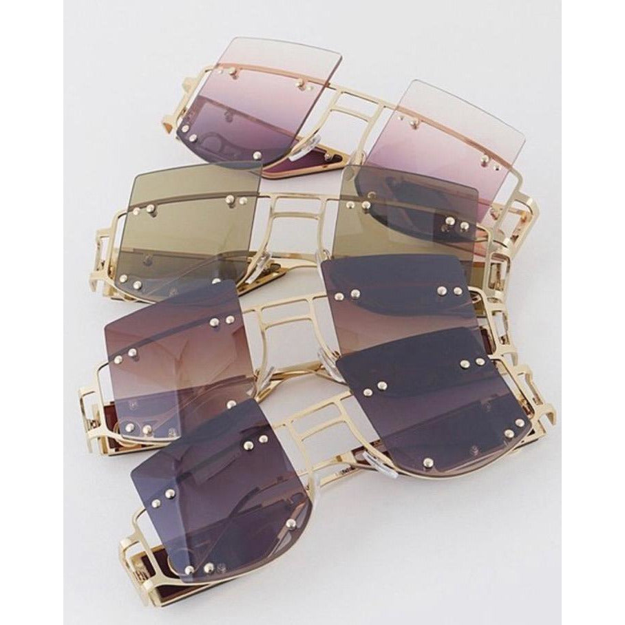 Iconic Shield Sunglasses