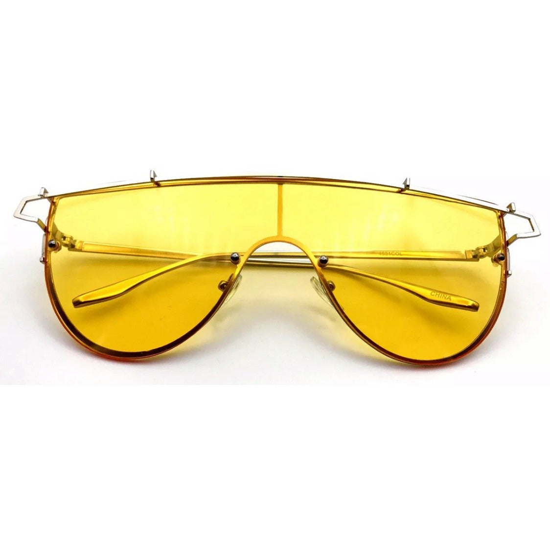 Zora Mask Aviator Sunglasses
