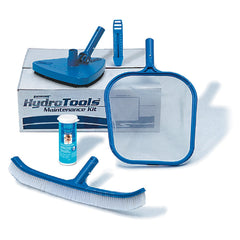 Pool Maintenance and Cleaning Tools and Supplies