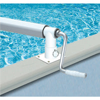 Model 50050 Above Ground Pool Non-Corrosive Solar Cover Reel System