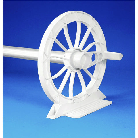 Model 5100 Inground Swimming Pool Solar Cover Resin Reel System