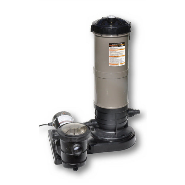 Model 70151 Complete 1-1/2 HP, Cartridge Type Filter System