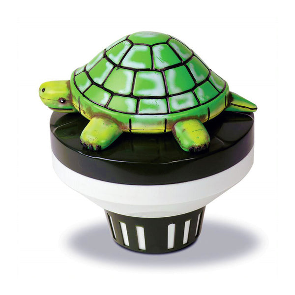 Model 8711 Floating Turtle Pool Chlorine Dispenser