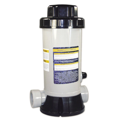 Model 87502 Premium In-Line Automatic Above Ground Pool Chlorine Feeder
