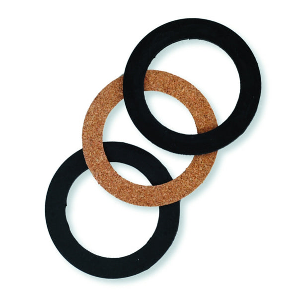 Model 8938 Wall Fitting Return 3 Piece Gasket Set