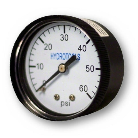 Model 8961 Rear Mount Pressure Gauge 0-60 PSI Range