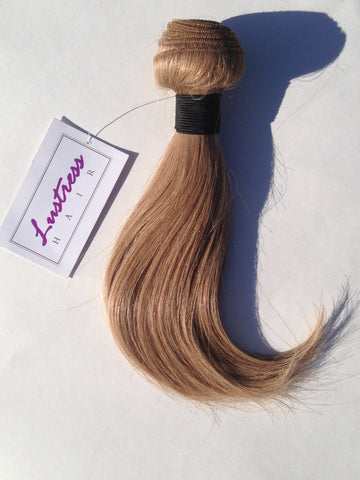 Dirty Blonde #27-Machine Weft-Remy Hair Extensions