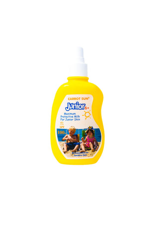 Carrot Sun Sunscreen for Juniors (6+)